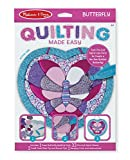 quilting kids - Melissa & Doug Quilting Made Easy - Butterfly Toy