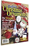 img - for Craftworks Presents Crafting Christmas Ornaments Winter 2002 book / textbook / text book