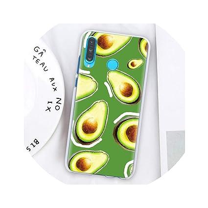 Amazon.com: Avocado Fruit Art - Carcasa rígida para Huawei ...