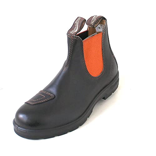 big sale 0e2d0 5f7f9 Blundstone, Scarpe da Barca Donna Marrone Scrambler Orange ...