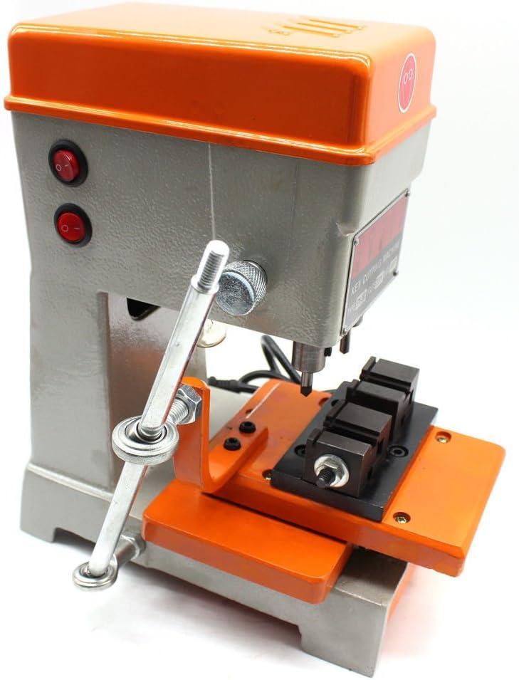 OUKANING clave duplicación máquina para cerrajero clave para máquina de cortar para llaves de coche y las llaves de casa