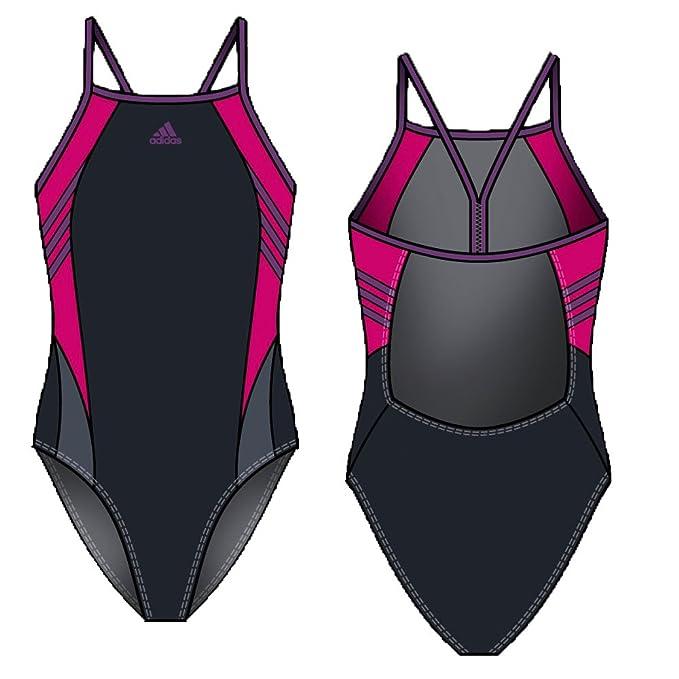 adidas Damen Badeanzug AWI 1 Piece: : Bekleidung