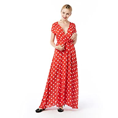 Beauty Garden Women Dress Polka Dot Big Swing Vestidos Retro Robe Casual Prom Rockabilly Party Dress