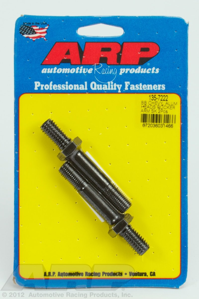 ARP (135-7222) Rocker Arm Stud Kit, Aluminum ARP-135-7222