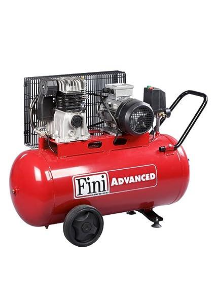 Compressore aria 90 lt FINI MK 103-90-3M