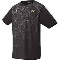 YONEX 16436EX - Camiseta de bádminton, Color Negro