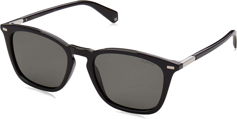 Polaroid lunettes de soleil Homme Noir