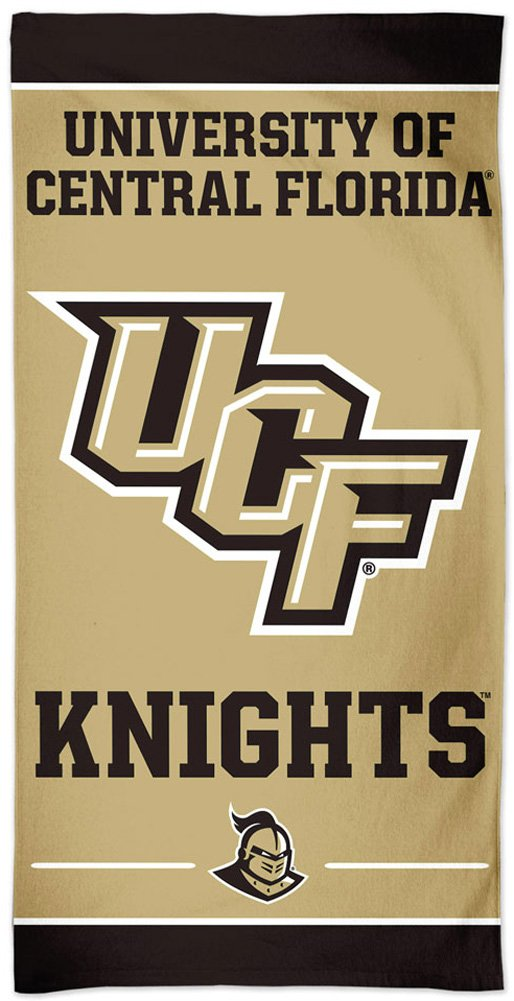 UCF Central Florida Golden Knights NCAA 30 x 60 Inch Beach Dorm Towel