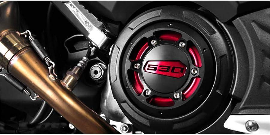 Argento Noblik Per Moto Tmax 530 2012 2015 Tmax 500 2008-2011 Accessori Protezione Coperchio Statore Motore T-Max T Max 530 2012-2015