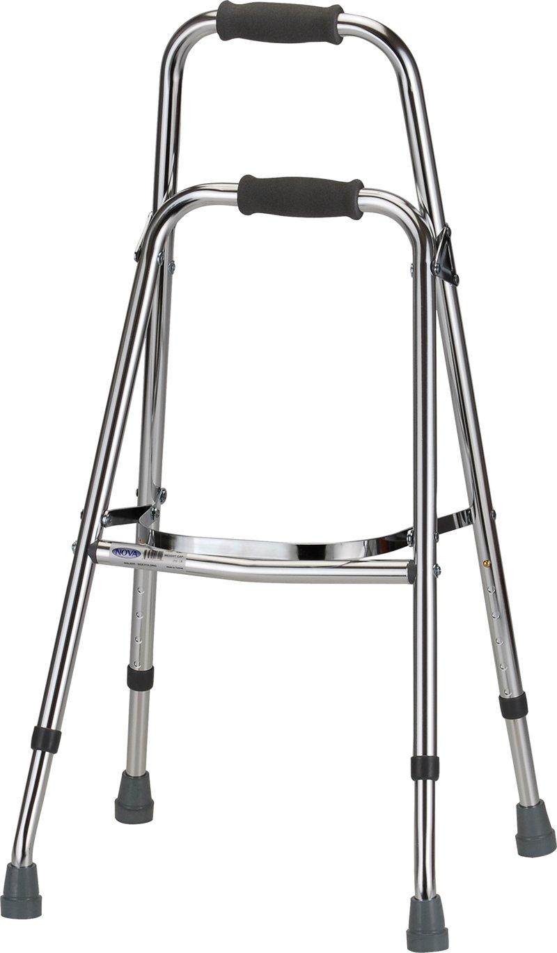 Folding Side Walker, Hemi by NOVA Medical Products