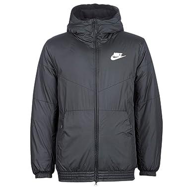 meilleure sélection 7d24f ded73 Nike Sportswear Syn Fill HD Veste Homme Noir: Amazon.fr ...