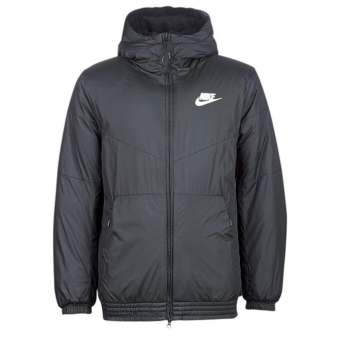 05e00a8aee65 Nike Sportswear Syn Fill Hd Jacket Men Black  Amazon.co.uk  Clothing
