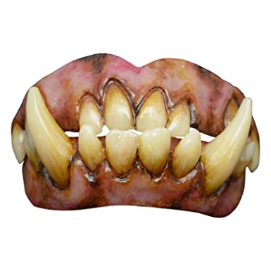 Trick Treat Ogre Scary Costume Teeth