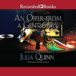 An Offer from a Gentleman Audiobook