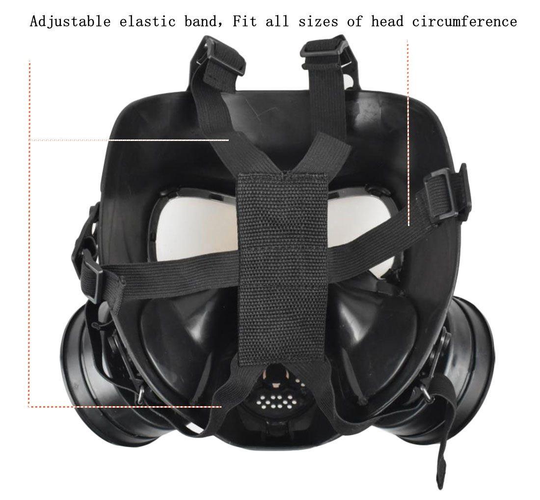 Amazon.com: Jadedragon Máscara táctica de paintball para ...