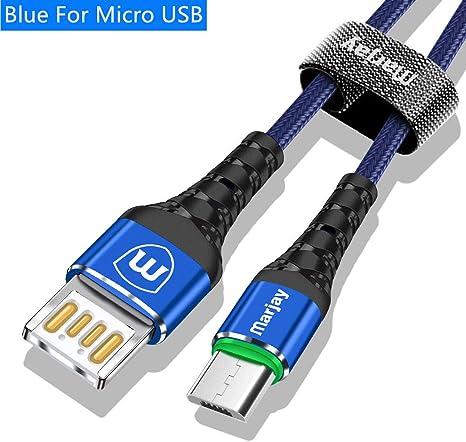 TOUSHI Cable Cargador Cable USB Tipo C 2.4A Cable USB C de Carga ...