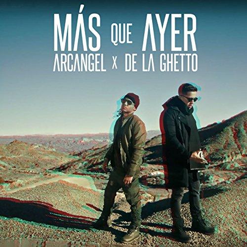Amazon.com: Más Que Ayer: Arcángel & De La Ghetto: MP3