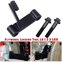 Bentolin Engine Flywheel Locking Tool Flywheel Locking Tool for LS 1 2 3 LSX Engine Flywheel Holding Locking Tool