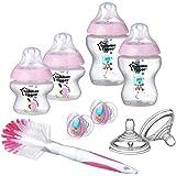 Tommee Tippee 42356641 - Juego básico para recién nacido, rosa