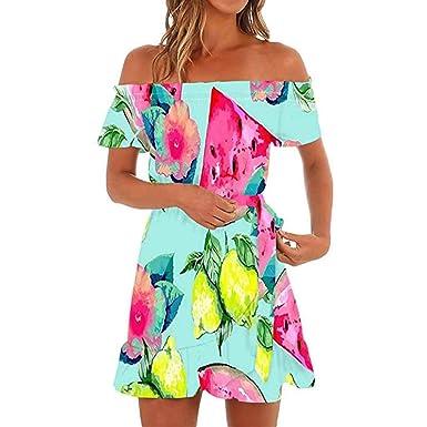 bueno muchos estilos garantía de alta calidad Vestidos De Fiesta Mujer Cortos Largos Elegantes Verano Sexy ...