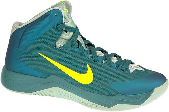 Nike Zoom Hyperquickness - Zapatillas de Baloncesto de Material Sintético Hombre, Azul (Azul), 47.5: Amazon.es: Zapatos y complementos