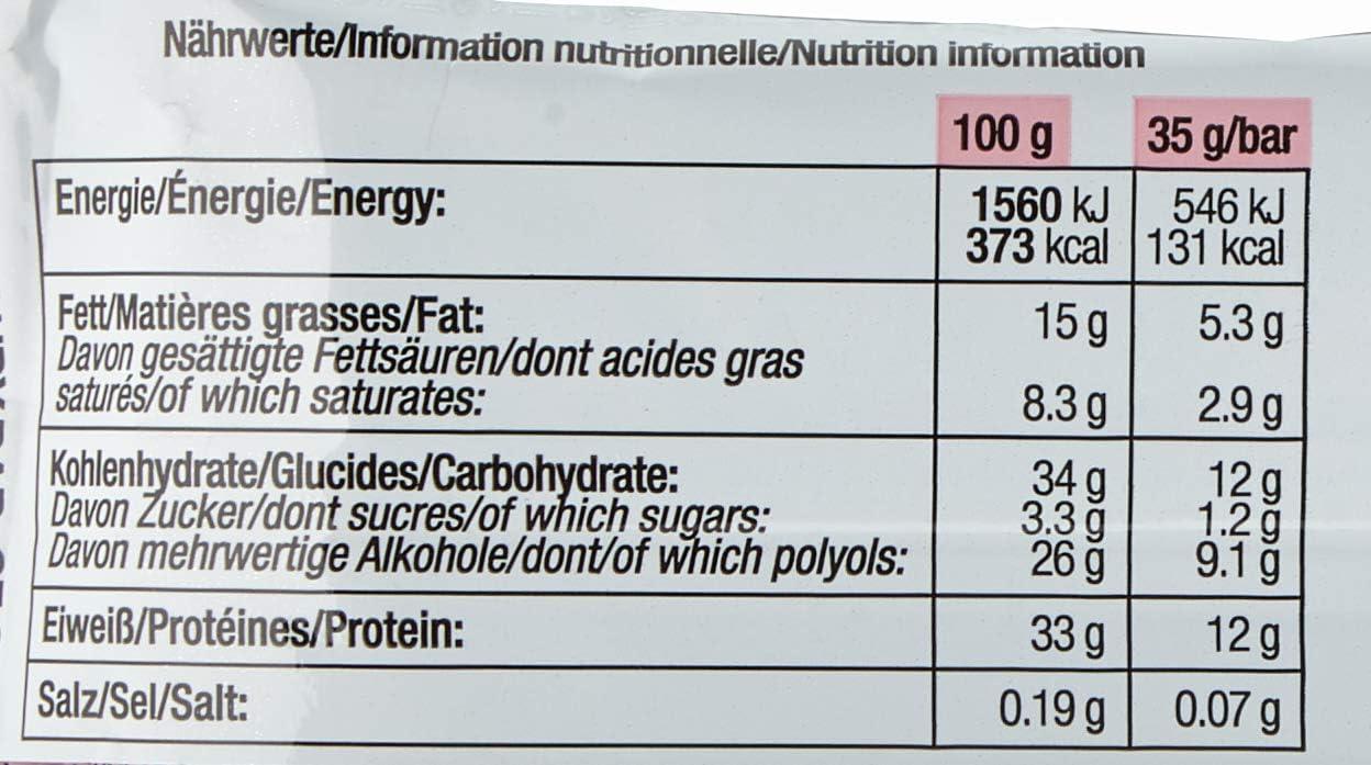Pandy Strawberry White Chocolate Protein Bar 1 kg