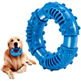 Feeko Dog Chew Toys for Aggressive Chewers Large Breed, Non-Toxic Natural Rubber Long Lasting Indestructible Dog Toys, Tough