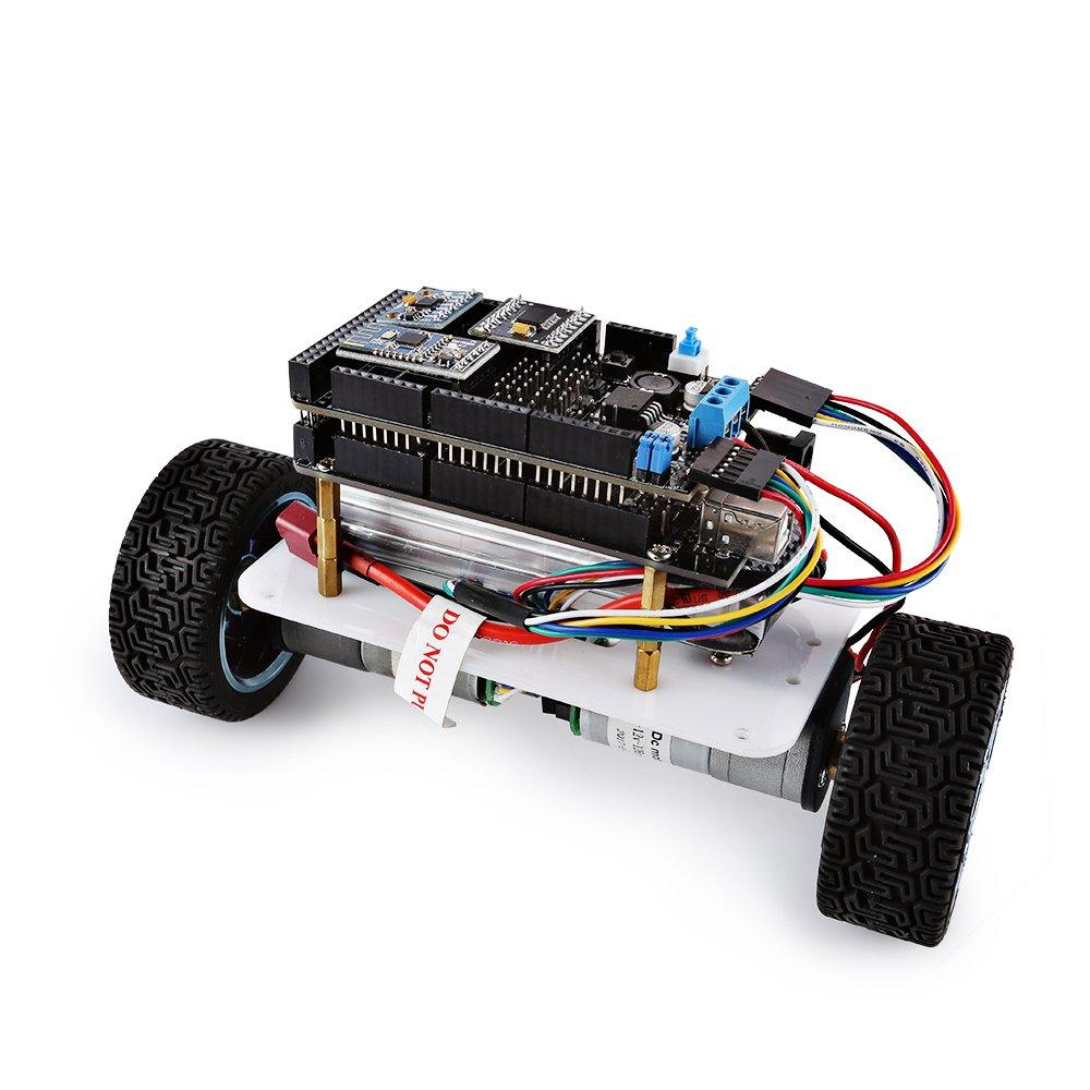 Mua sản phẩm SainSmart Upgraded Smart Robot Car Kit with Mega