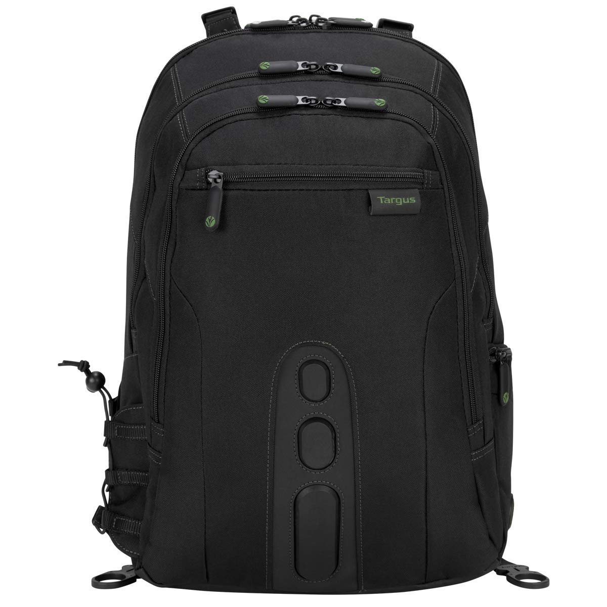 Targus Spruce EcoSmart Travel and Checkpoint-Friendly Laptop Backpack for 15.6-Inch Laptop, Black TBB013US