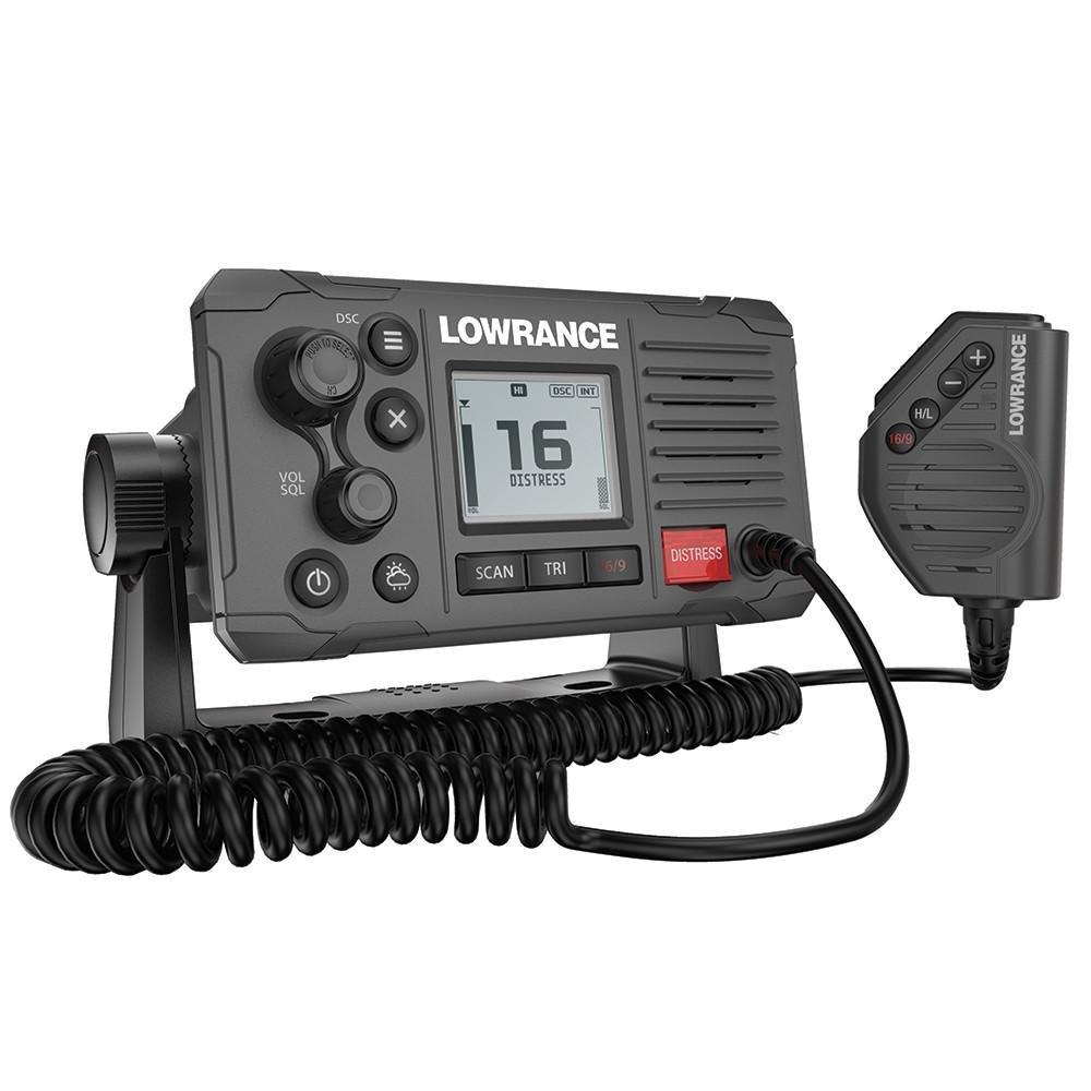 Lowrance LINK-6 Gray VHF