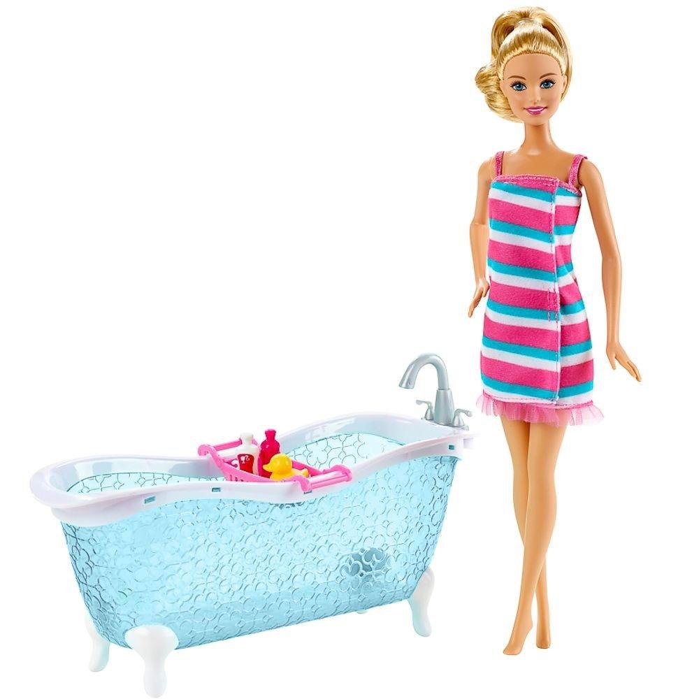 Best Barbie Muebles De Ba O Ba Era Con La Mu Eca Urbancraft Id # Luke Muebles De Bano