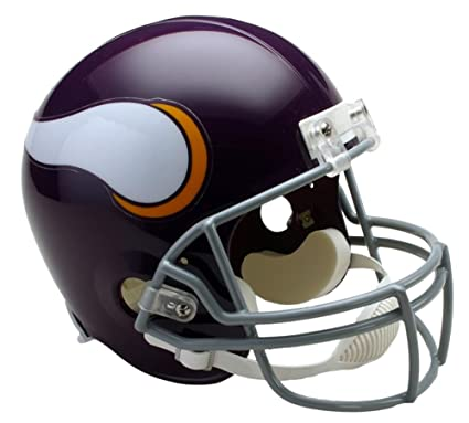 Amazon.com: Riddell MINNESOTA VIKINGS 1961-1979 NFL Full ...