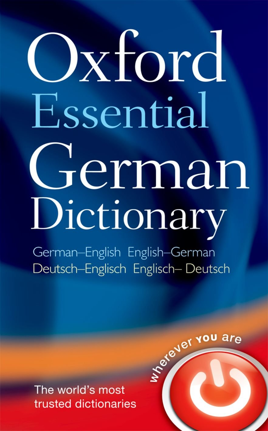 Oxford Essential German Dictionary Over 20 20 words, phrases ...