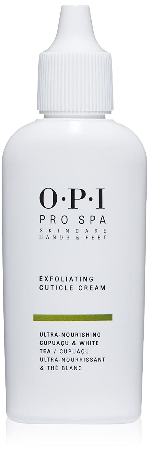 OPI ProSpa Exfoliating Cuticle Cream, 0.9 Fl Oz: Premium Beauty