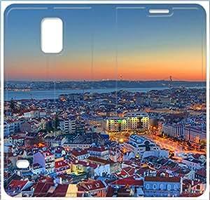samsung galaxy S5 Flip Leather Phone Case Barcelona SF1DG6269830