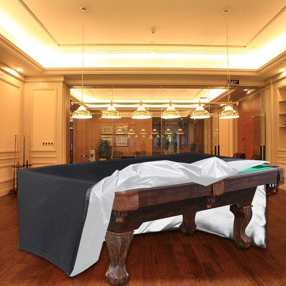cheerfulus-123 Cubierta de Mesa de Billar de 7 pies Impermeable ...