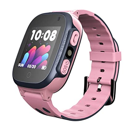 Amazon.com: kangle Kids Tracker Smart Watch,Digital Wrist ...