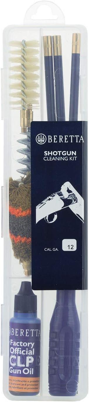 Beretta Kit Limpieza Armas Aceite para puliza Rifle carabina Aire Comprimido Pistola Cleaning Calibre 12