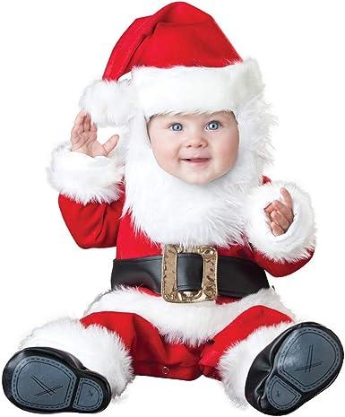 Odziezet Navidad Conjunto Bebé Niño Niña Papá Noel Elf Reno Muñeco ...