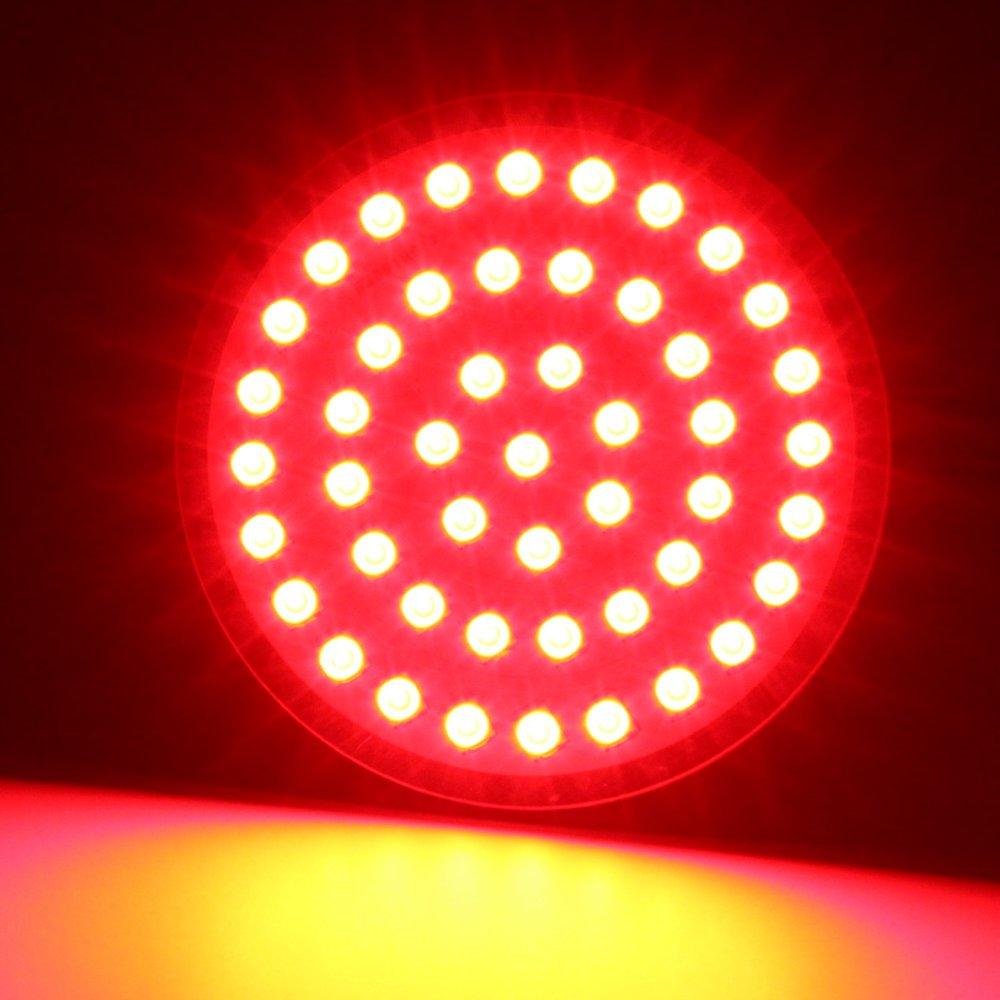 ZYTC 2 LED Turn Signals w//Running Light Bullet Style Front 1157 LED Turn Signal Kit for Harley Davidson