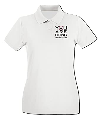 T-Shirtshock - Polo para mujer TM0515 viking army, Talla L: Amazon ...