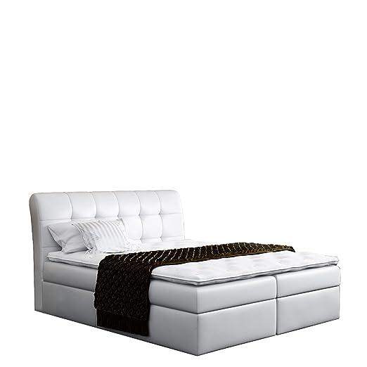 Boxspringbett Cazeres Doppelbett Bettgestell Stilvoll Bett