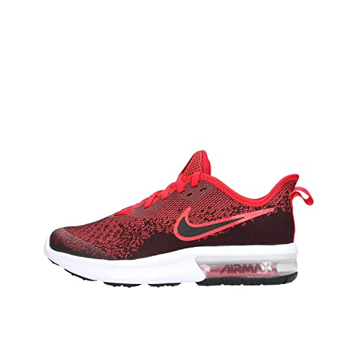 Nike Air MAX Sequent 4 (GS), Zapatillas de Deporte para Niños: Amazon.es: Zapatos y complementos