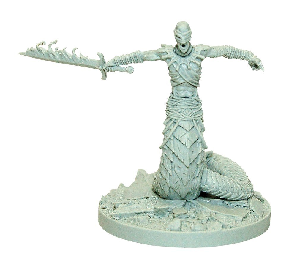 Tomb of Annihilation Ras Nsi Dungeons /& Dragons Gale Force Nine 71059 1 fig