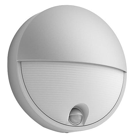 Philips myGarden Capricorn - Aplique con sensor de movimiento, iluminación exterior, 6 W,