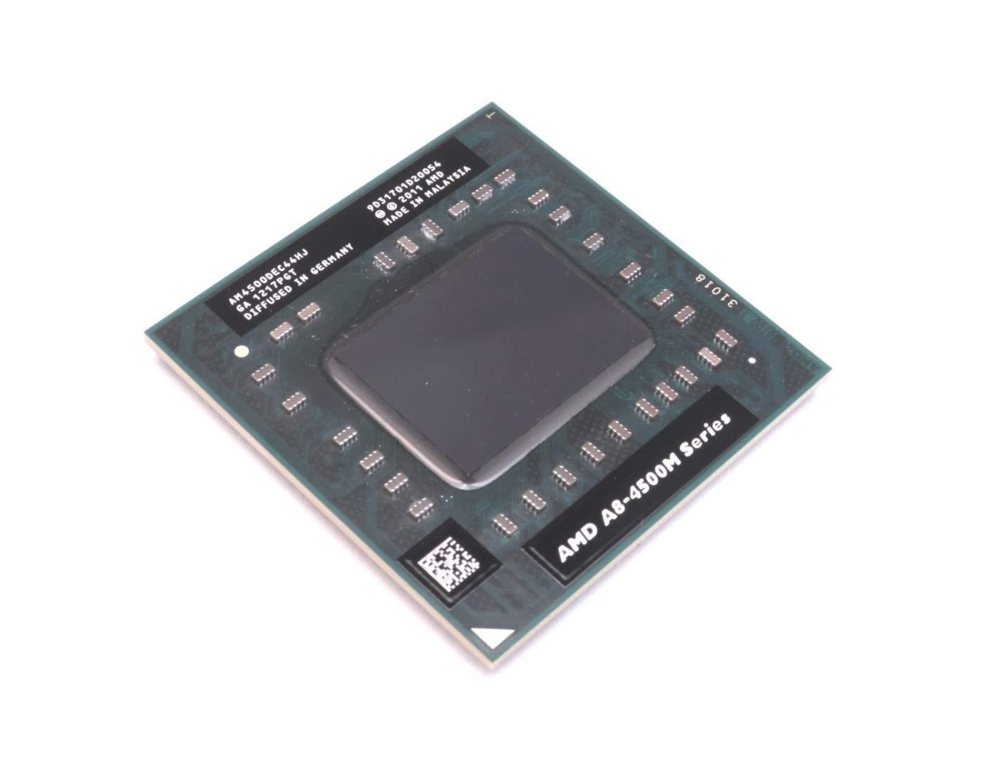 AMD A8-4500M Quad-Core 1.9GHz AM4500DEC44HJ OEM