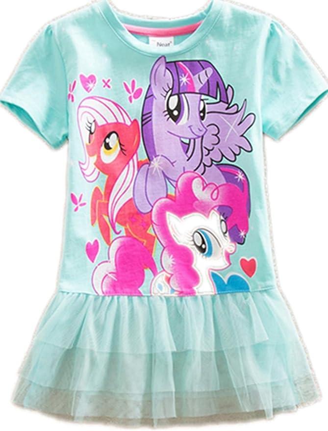 Vestido de Spinning de Costura de Dibujos Animados de Pony de ...