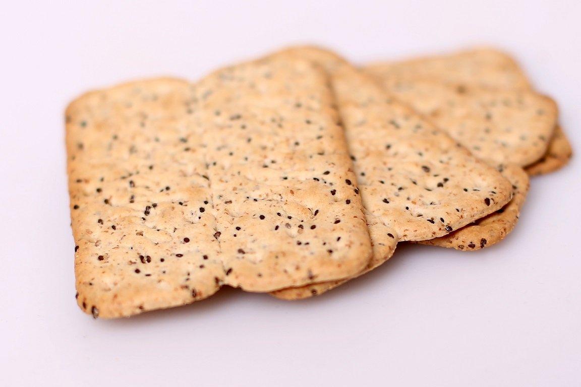 Chia Cracker Naturacereal - Galletas de Chia con fibras & Omega 3, 1 Paquete (10 x 62 g): Amazon.es: Alimentación y bebidas