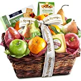 #10: Golden State Fruit Sympathy Fruit Basket with Cheese and Nuts