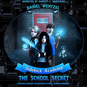 The School Secret Audiobook